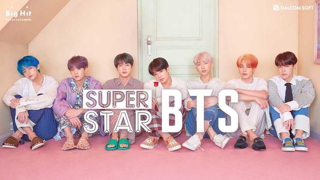 SuperStar BTS постер