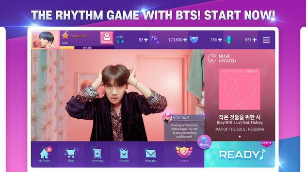 SuperStar BTS скриншот 1