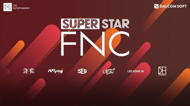 SuperStar FNC poster