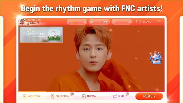 SuperStar FNC screenshot 1