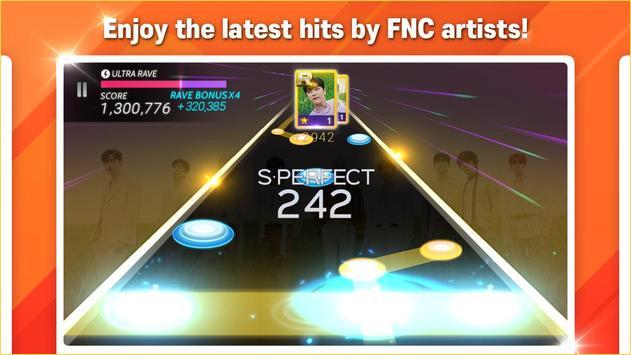 SuperStar FNC screenshot 2