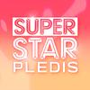 SuperStar PLEDIS Zeichen