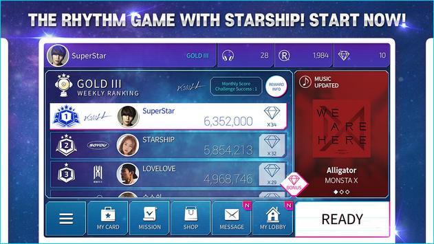 SuperStar STARSHIP Screenshot 1