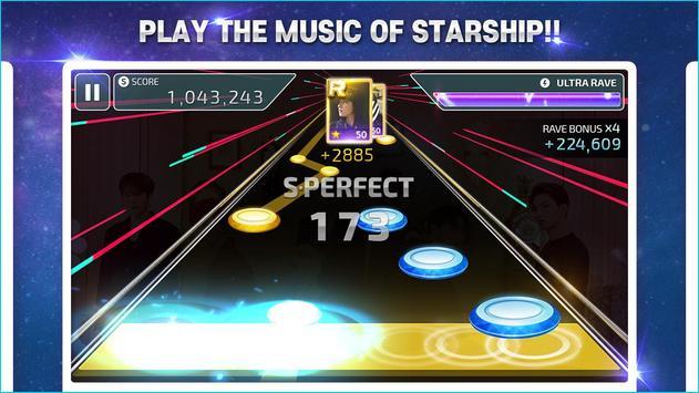 SuperStar STARSHIP Screenshot 2