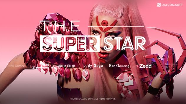 The SuperStar poster