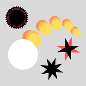 Down Escape icon