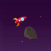 Boosty Rocket icon