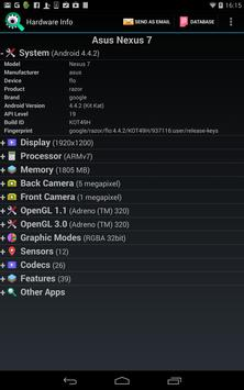 Hardware Info screenshot 2