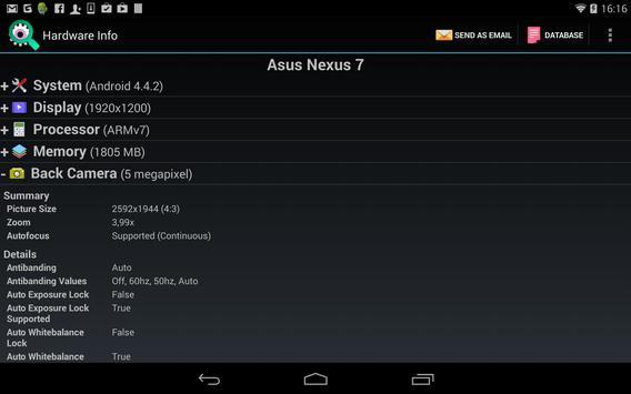 Hardware Info screenshot 3