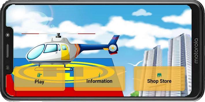 HeliSky - Helicopter screenshot 1