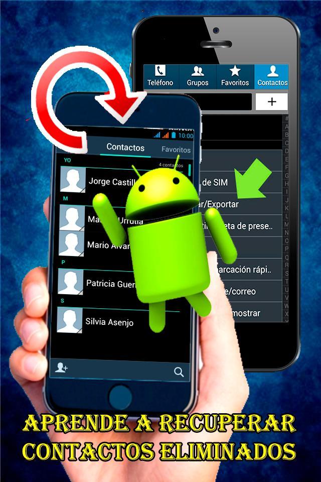 Como Eliminar Amigos De Roblox En Celular Aqui Te Enseño Recupera Contactos Borrados Del Celular Guia Facil For Android Apk Download