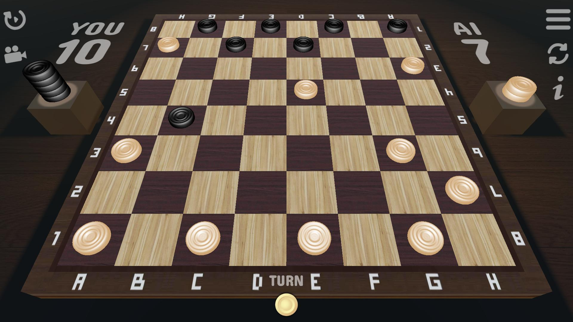 Free download checkers game for android   the free party.