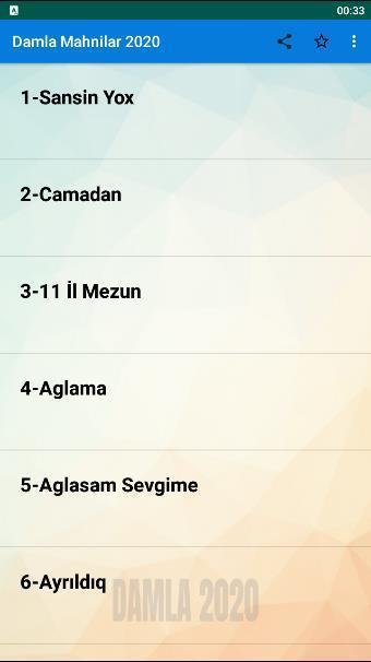 Damla Mp3 Mahnilari Dinle For Android Apk Download