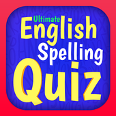 Ultimate English Spelling Quiz : New 2020 Version icon