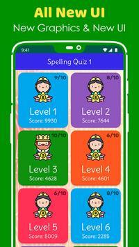 Ultimate English Spelling Quiz : New 2020 Version screenshot 3
