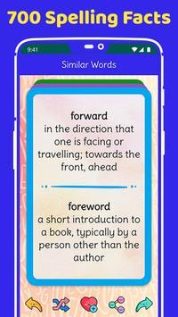 Ultimate English Spelling Quiz : New 2020 Version screenshot 7