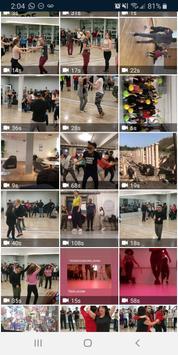 Dancelogue screenshot 3