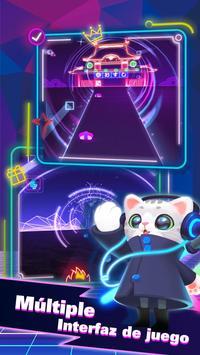 Gato sónico- Cortar los compas🎵🎵🕹️🕹️ captura de pantalla 4