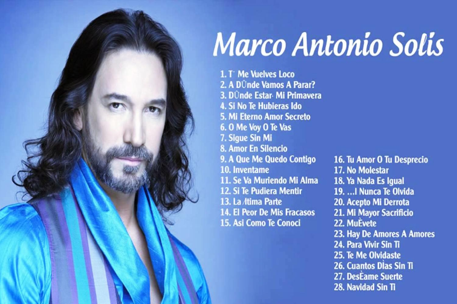 Musica Marco Antonio Solis Canciones For Android Apk Download