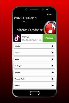 Vicente Fernández screenshot 1