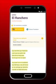 Vicente Fernández screenshot 3