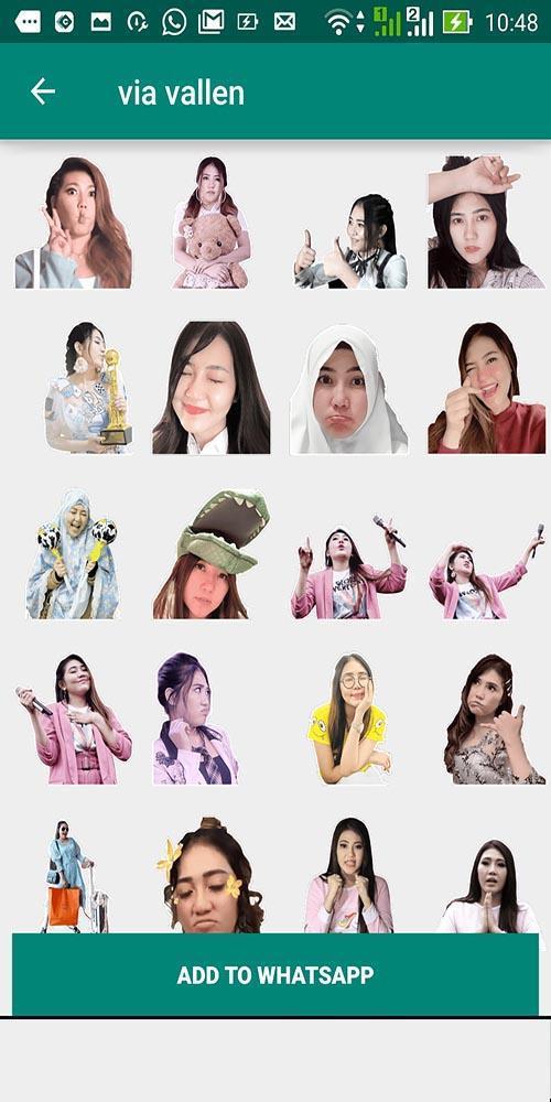 Stiker Wa Dangdut Koplo Meme Wa Lucu Wastickerapp For