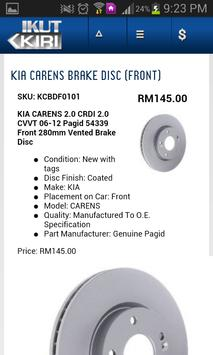 Ikut Kiri Car Parts screenshot 4