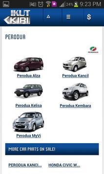 Ikut Kiri Car Parts screenshot 2