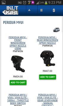 Ikut Kiri Car Parts screenshot 3