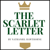 The Scarlet Letter By Nathaniel Hawthorne icon