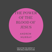 THE POWER OF THE BLOOD OF JESUS By ANDREW MURRAY icon