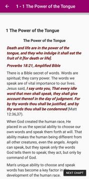 The Power Of The Tongue By Kenneth Copeland screenshot 1