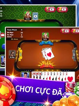 Đánh bài tiến lên miền nam - game tien len offline screenshot 2