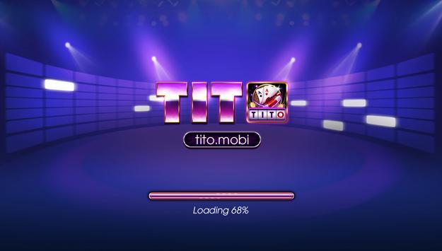 Game danh bai TITO -Tien len mien nam -Slot online poster