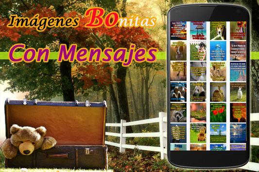 Imagenes Bonitas con Mensajes poster