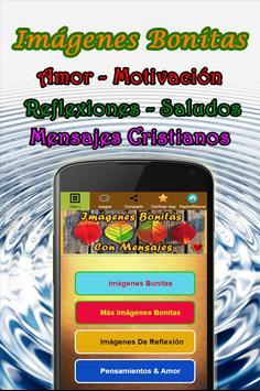 Imagenes Bonitas con Mensajes screenshot 1