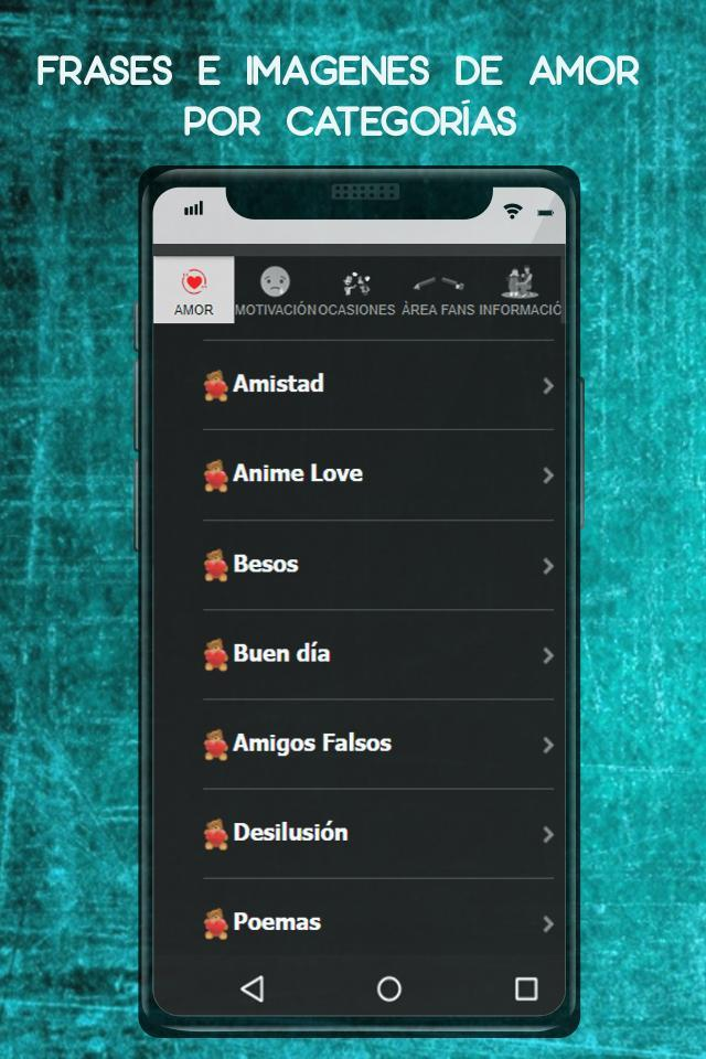 Frases De Amor Y Motivación Para Whatsapp For Android Apk