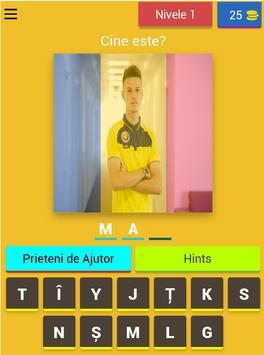 Ghiceste Fotbalistul EURO U21 screenshot 6