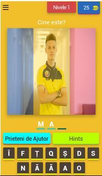 Ghiceste Fotbalistul EURO U21 poster