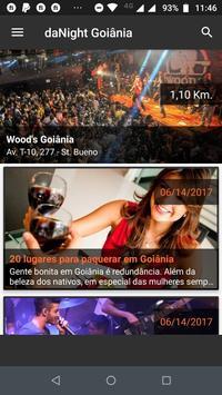 daNight Goiânia poster