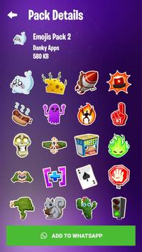 Stickers Battle Royale screenshot 2