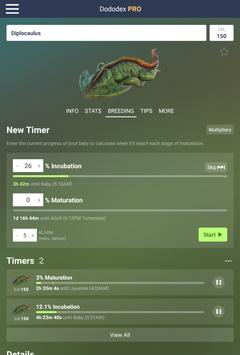Dododex screenshot 12
