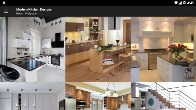 Diseño moderno de la cocina for Android - APK Download