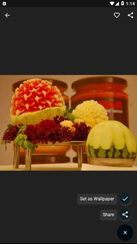 Fruit And Vegetable Carving screenshot 1