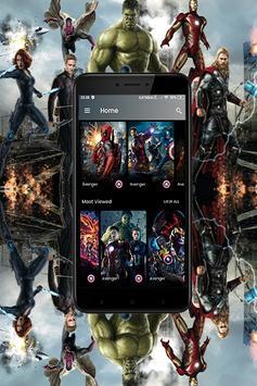 Infinity 🤖 War - HD Wallpapers screenshot 1