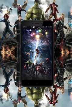 Infinity 🤖 War - HD Wallpapers screenshot 5