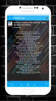 MC Kevinho Songs poster