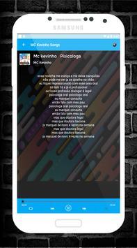 MC Kevinho Songs screenshot 1