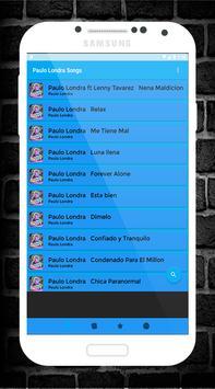 Paulo Londra Songs screenshot 2