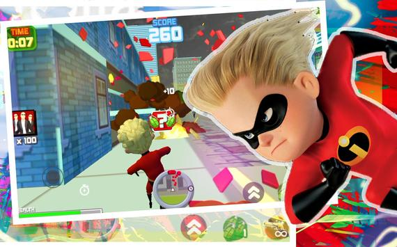 The Incredibles 2 -  Dash Power Mode screenshot 8
